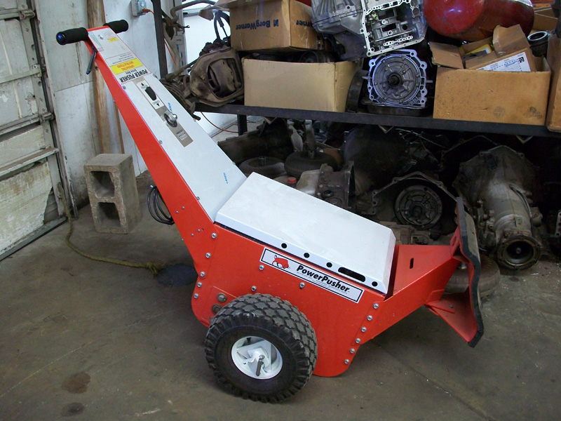 Battery Powered Car Pusher - Parts for Sale - HybridZ