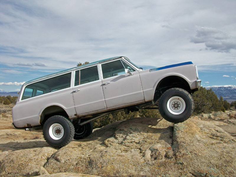 Suburban Rock Crawler : Beelzeburb the story more than a decade in making
