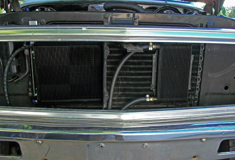 Sbc Oil Cooler : Location of the vin on a chevy truck autos post
